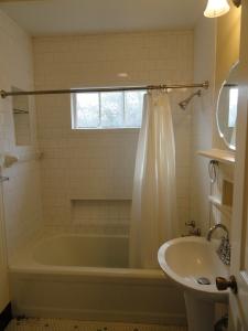 Full white bathroom at 428 Sunny Lane